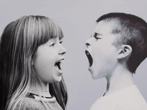Le reazioni dei bambini
